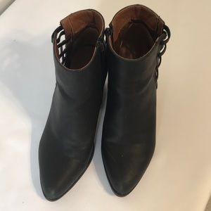 Cato Women's Heeled Booties Black Size 8